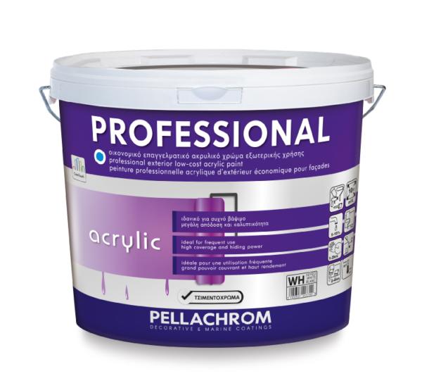 A037 PROFESSIONAL ACRYLIC 2019