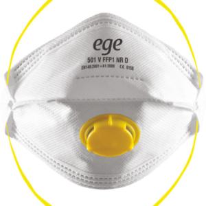 ege maske μασκα φιλτρου 501